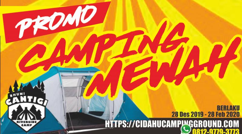 paket camping mewah bhumi cantigi