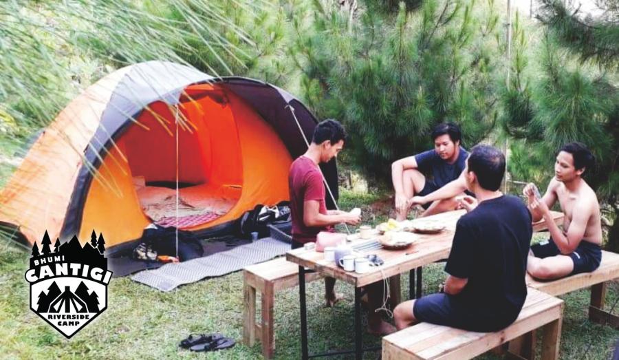 tempat camping di cidahu sukabumi