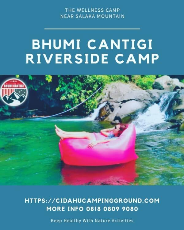camping di cidahu camp ground