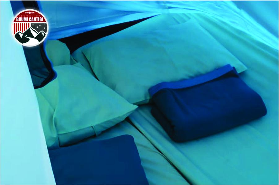tenda camping di bhumi cantigi