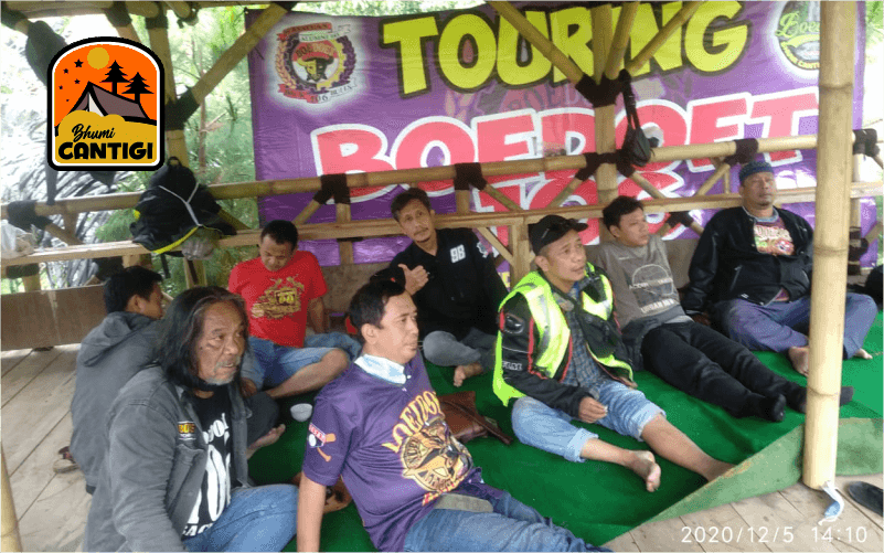 boedoet ke Bhumi Cantigi. Touring Boedoet, Anak Boedoet Camping di Bhumi Cantigi, Serunya campimg di Bhumi Cantigi, Alumni Boedoet ke Bhumi Cantigi