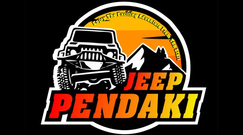 logo jeep pendaki